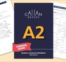 Callan A2 Student's Grammar Workbook