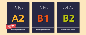 Callan A2 Student's Grammar Workbook + B1 and B2